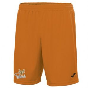 Ards FC Away Joma Noble Shorts Orange Youth 2019